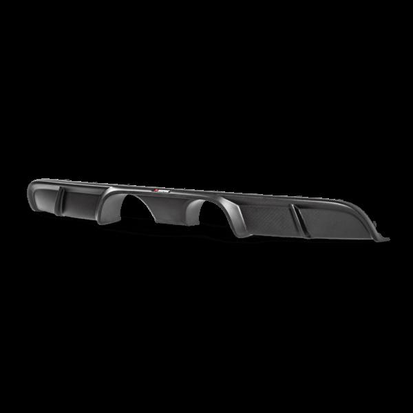 Disfusor parachoques trasero Carbono mate Akrapovic Porsche 911 Carrera /S/4/4S/GTS  (991.2)