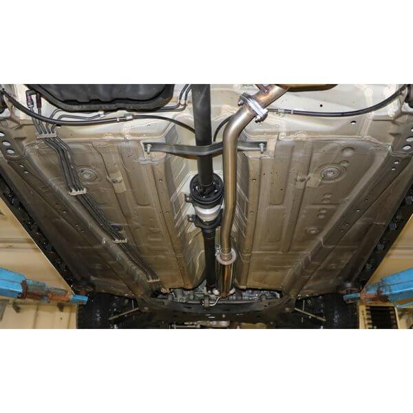Escape deportivo silenciador medio Suzuki Ignis III 4x4 1.2 90 CV Fox