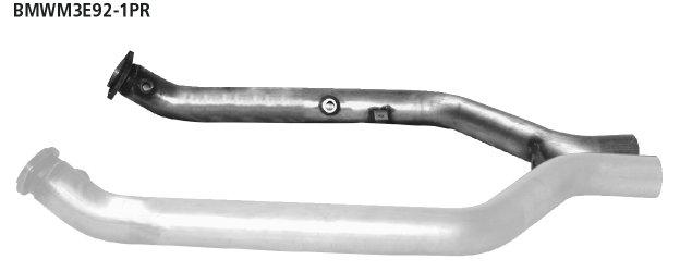 Tubo de conexion que sustituye front catalizador dcha. BMW Serie 3 M3 (E93 Cabrio) Bastuck