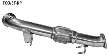 Supresor de Catalizador Ford Focus 3 ST Bastuck