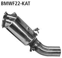 Catalizador deportivo BMW Serie 4 F36 2.0l Turbo excepto Facelift Bastuck