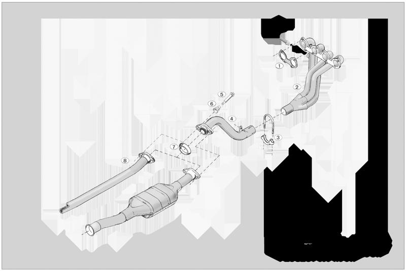 Kit Colectores de Escape para CITROËN XSARA 1.4i 8V 93-04/97