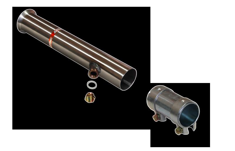 Supresor de catalizador para RENAULT CLIO III SPORT 2.0i 16V 200