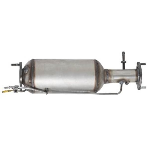 Recambio de Filtro Particulas Diesel DFP FPD FORD S-MAX 2.0TD 140CV Magnaflow