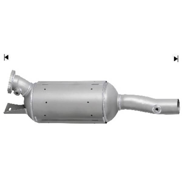 Recambio de Filtro Particulas Diesel DFP FPD RENAULT ESPACE 2.0TD Dci   150 Magnaflow