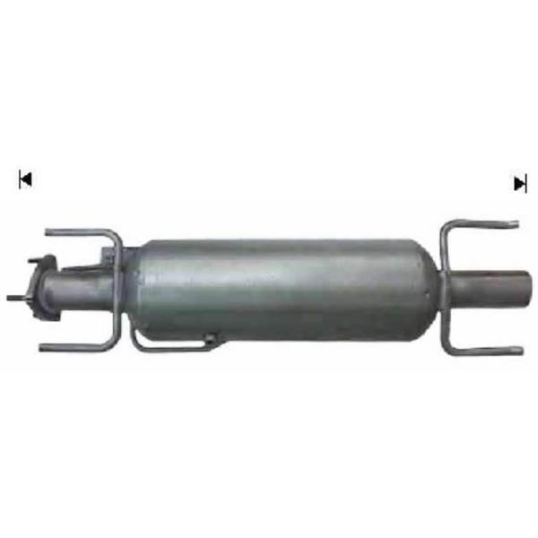 Recambio de Filtro Particulas Diesel DFP FPD ALFA 159 1.9TD JTD   150CV Magnaflow