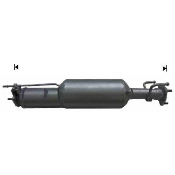 Recambio de Filtro Particulas Diesel DFP FPD OPEL ANTARA 2.0TD Cdti  150CV Magnaflow