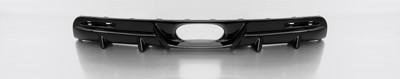 Difusor Trasero Remus Centrado, Satin Black Honda CRZ 2013- 1.5 89KW