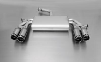 Tubo Escape Remus Volkswagen Scirocco Iii 1.4l Tsi 118 Kw (cav/cthd) 2008-