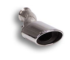 "Colas de escape kit 145x95 SuperSprint para AUDI A3 QUATTRO 1.8i Turbo (150Cv - 180Cv) ""99- ""02"