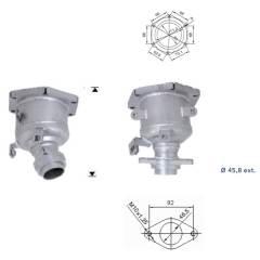 Recambio de Catalizador NISSAN MICRA1.4  16V  88CV Magnaflow