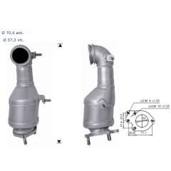 Recambio de Catalizador OPEL ANTARA 2.0 TD DPF   150CV Magnaflow