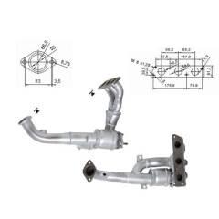Recambio de Catalizador ROVER 45 2.0I V6 150CV Magnaflow