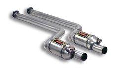 Tubo inicial (Iz + Der) con Catalizador metalico 200CPSI BMW E93 Cabrio 328i/ 328ix / 330i / 330