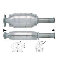 Recambio de Catalizador ALFA 145-1.3/1.6-IE/1.7 16V  5 Magnaflow