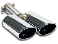 Kit Colas de Escape deportivo Supersprint deportivo Supersprint 100x75 PEUGEOT RCZ THP 1.6i 16v (200 Cv) 2010 -