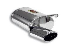 Escape deportivo Supersprint deportivo Supersprint final doble Oval 145x95 MERCEDES R129 SL 320 V6 98 -> 00