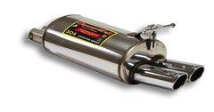 Escape deportivo Supersprint deportivo Supersprint final 90x70 MERCEDES W210 E 420 V8 (Berlina) 96 - 01