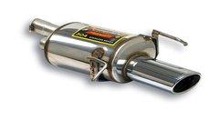 Escape deportivo Supersprint deportivo Supersprint final doble Oval 145x95 MERCEDES A209 Cabrio CLK 200 (163 Cv) 03 -