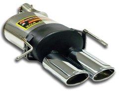 Escape deportivo Supersprint deportivo Supersprint final 120x80 MERCEDES A209 Cabrio CLK 500 V8 (306 Cv) 03 -