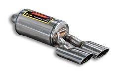 Escape deportivo Supersprint deportivo Supersprint final Izquierdo 120x80 MERCEDES C215 CL 55 AMG V8 Kompressor (500 Cv) 03 - 06