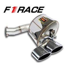 Escape deportivo Supersprint deportivo Supersprint final Derecho F1 Race 120x80 MERCEDES R230 SL 600 Bi-Turbo V12 02 -07