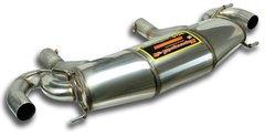 Escape deportivo Supersprint deportivo Supersprint final doble (Iz + Der) MERCEDES C197 SLS AMG 6.3i V8 (571 Cv) 2010 -