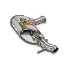 Escape deportivo Supersprint deportivo Supersprint final Izquierdo para Colas de Escape deportivo Supersprint deportivo Supersprint de serie MERCEDES W212 E 63 AMG S-Model 4-Matic