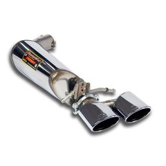 Escape deportivo Supersprint deportivo Supersprint final Izquierdo 120x80 MERCEDES W212 E 63 AMG (M156 6.2i V8) (Berlina + S.W.) 09 -
