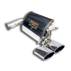 Escape deportivo Supersprint deportivo Supersprint final Derecho 120x80 MERCEDES A207 E 350 CGI Cabrio V6 (292 Cv) 2009 -