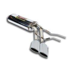 Escape deportivo Supersprint deportivo Supersprint final Izquierdo 120x80 MERCEDES W463 G63 AMG V8 5.5 Bi-Turbo 2012->