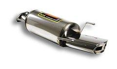 Escape deportivo Supersprint deportivo Supersprint final Oval EVO 145x75 100% Inoxidable OPEL ASTRA G 2.0i OPC (160 Cv) 00 -