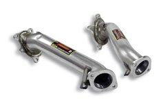 Turbo Downpipe Kit (Iz + Der) (Suprime pre-Catalizador) NISSAN GT-R 3.8 V6 Bi-Turbo (550 Cv) 201