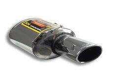 Escape deportivo Supersprint deportivo Supersprint final Izquierdo 120x80 MAZDA 6 (Limousine / Berlina) 2.0i 16V 2.3i 16V 02 - 07 (*)