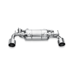 Linea de escape deportiva Akrapovic (Acero Inoxidable) Nissan 370Z