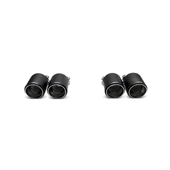 Kit de colas de escape Akrapovic (Carbono) BMW M3 (F80)