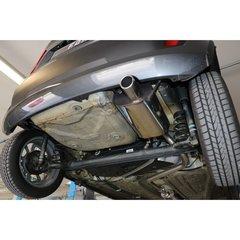 Escape deportivo silenciador trasero 1 salida 76 tipo 16 Suzuki Ignis III traccion delantera 1.2 90 CV Fox