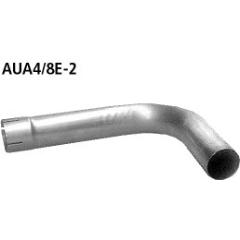 Tubo de conexion Seat Exeo (4 cilindros excepto 2.0l Turbo) Bastuck