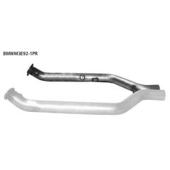 Tubo de conexion que sustituye front catalizador dcha. BMW Serie 3 M3 (E90 Saloon + E92 Coupe) Bastuck