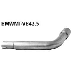 Tubo de conexion escape final al sistema de serie a 42.5 mm BMW Mini R50 (2001-) Bastuck