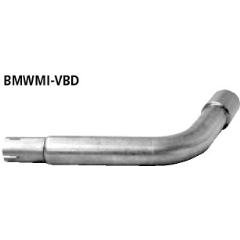Tubo de conexion delantero BMW Mini R50 Diesel Bastuck
