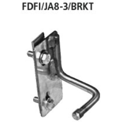 Bracket for rear pipe LH Ford Fiesta JA8 (2008-) Bastuck