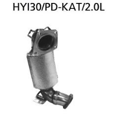 Catalizador deportivo i30n 2.0 t-gdi   Hyundai i30 PD 2.0 T-GDI incluido i30N 2017- Bastuck