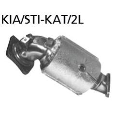 Catalizador deportivo  Kia Stinger 2.0l T-GDI Bastuck