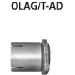 Tubo adaptador frontal de brida, 2 agujeros, Opel Zafira I OPC Bastuck