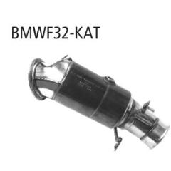 Catalizador deportivo 07/2013- BMW Serie 4 F32 2.0l Turbo excepto Facelift Bastuck