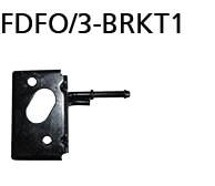 Soporte izq. para el silenciador trasero Ford Focus 3 Turbo Ecobost 1.0 125 CV Bastuck