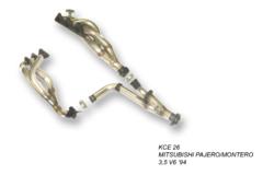 Kit Colectores de Escape para MITSUBISHI MONTERO 3.5 V6 215CV 94