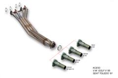 Kit Colectores de Escape para SEAT TOLEDO 1.6I 8V 75CV 91-93