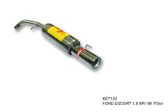 Escape trasero para FORD ESCORT 1.8i XRI 115CV 98-